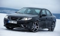 View 2008 Saab Turbo X is Nearly Sold Out Photos from Car and Driver. Find high-resolution car images in our photo-gallery archive. Car Images, Car Photos, Saab 9 3 Aero, X Picture, Sports Sedan, Car And Driver, Future Car, My Ride, Volvo