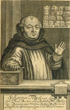 TIL Johann Tetzel an indulgence salesman in Martin Luther's time was asked if an indulgence could be purchased for future sins. When he said yes he was later beaten and robbed by the buyer who said the act was the future sin in question.