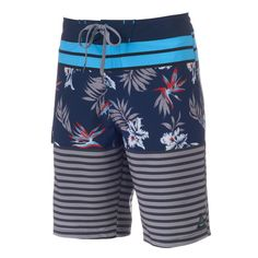 Men's Trinity Collective Chapter Boardshorts, Size: 32, Blue