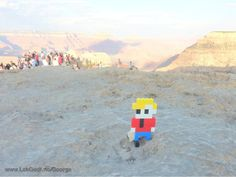 LEGO - Life of George : Grand Canyon is BIG!