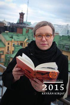 Kustannusosakeyhtiö Teoksen kirjakatalogi, kevät 2015