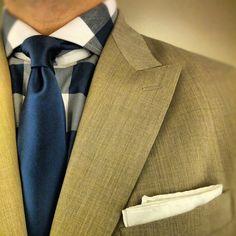 #WIWT 12/3/12  Custom Modern Tailor shirt  Custom J.Hilburn suit