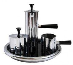 Walter Von Nessen American Art Deco Coffee Service | Modernism