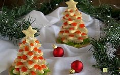 Christmas Food Treats, Christmas Dishes, Christmas Brunch, Xmas Food, Christmas Appetizers, Christmas Cooking, Christmas Time, Vegan Recipes 4 Ingredients, Vegan Recipes Easy