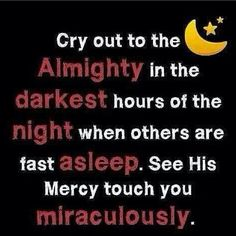 alhamdulillah so true I have seen this..#tahajjud #fajr #salah..