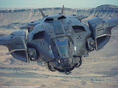 New photo of Misriah Armory's D77-TC their new troop transport ordered by the UNSC [1623x1217]