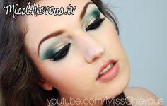 MissChievous.tv: Haifa Wehbe Arab Makeup Dewy Makeup, Dramatic Makeup, Flawless Makeup, Makeup Eyeshadow, Beauty Makeup, Hair Makeup, Beauty Tips, Beautiful Face Images, Gorgeous Eyes