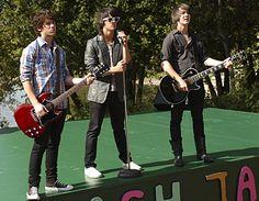 Jonas Brothers In Camp Rock 2008