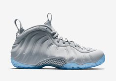 """Nike Air Foamposite One """"Wolf Grey"""" -Release Date: July 11th, 2015 -Price: $250"""