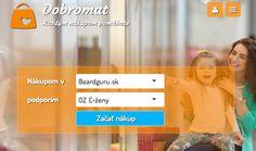 Počuli ste už o medzinárodnej dobročinnej affiliate sieti Dobromat? Okrem toho, že podporuje napr. občianske združenia a neziskovky, ponúka plno výhod aj zapojeným e-shopom a samotným podporovateľom. O fungovaní Dobromatu a jeho výhodách sme sa rozprávali s Mariánom Repáňom.