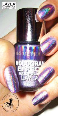 Holografische nagellak #Djasa