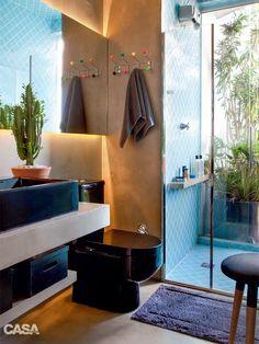 Banheiros: Detalhes simples que fazem a diferença gastando pouco!