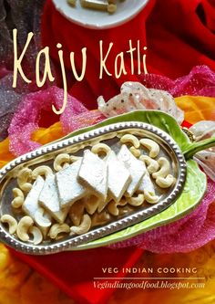 How to make Kaju katli | Homemade Recipe of Kaju Burfi | Indian Famous Sweet - Kaju Katli Recipe with step by step photos | Indian Cashew Fudge Recipe #kaju #kajukatli #foodblogger #foodlove #indianrecipes #indiansweets #sweets #yummilicious #cashewnuts #indianfav #indianfoodblogger #festivals #festivefun #festiveseason Fudge Recipes, Sweets Recipes, Indian Food Recipes, Kaju Katli, Homemade Recipe, Indian Sweets, Festivals, Photos, Birthday Cake