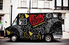 Criação de conceito, discurso e identidade visual para um food truck especializado em comida mexicana. A ideia geral era fazer algo moderno, de releitura dos conceitos de identidade para restaurantes mexicanos da atualidade.