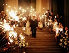This wedding sparkler has a 4 minute sparkle time, allowing you to  light the…