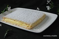 Spanish Desserts, Spanish Food, Artisan Food, Almond Cakes, Food Inspiration, Food To Make, Cake Recipes, Bakery, Cheesecake
