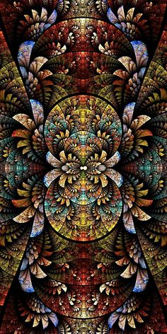69 Ideas For Wallpaper Android Samsung Backgrounds Art Fractal, Fractal Design, Fall Wallpaper, Colorful Wallpaper, Trendy Wallpaper, Kaleidoscope Art, Arte Obscura, Psychedelic Art, Mandala Art