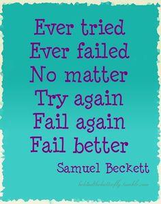 by Samuel Beckett