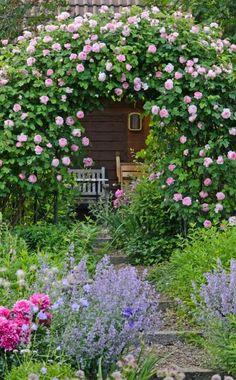 Popular Rosengarten gestalten und anlegen Cottage GardensGarden
