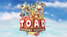 Платформер Captain Toad: Treasure Tracker