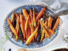 Thanksgiving Side Dish: Honey-Glazed Spiced Carrots