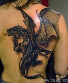 Very close to the dragon design I want for myself. Id place it on my hip traveling down my upper thigh Dragon Tattoo Arm, Black Dragon Tattoo, Dragon Tattoo Lower Back, Dragon Tattoo Designs, Tattoo Designs Men, Dragon Tattoo Meaning, Celtic Dragon Tattoos, Dragon Tattoos For Men, Tattoos For Women
