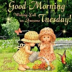 Good Morning, Wishing Yu0027all An Awesome Tuesday Good Morning Tuesday Tuesday  Quotes Good