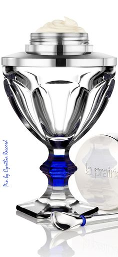 La Prairie and Baccarat Caviar Spectaculaire, Limited Edition, $2,200, laprairie.com | cynthia reccord