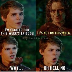 edit of Robbie Kay playing Peter Pan talking to his son loling sooo much. Peter Pan Ouat, Robbie Kay Peter Pan, Once Upon A Time Funny, Captain Swan, Captain Hook, Literally Me, Film Serie, Best Shows Ever, Favorite Tv Shows