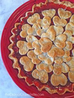 Cherry Pie for Valentines