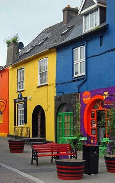 Kinsale, Cork, Ireland (the planning is starting)