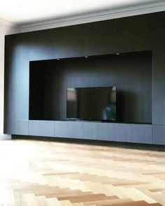 Love a good video showing off some fine cabinetry navurban ravenswood great job ・・・ time lapse fun showcasing our custom made entertainment unit do you think we have enough storage! Modern Tv Room, Modern Tv Wall Units, Living Room Wall Designs, Living Room Wall Units, Ceiling Design Living Room, Tv Wall Design, Tv Wall Unit Designs, Tv Cabinet Design Modern, Tv Cabinet Wall Design