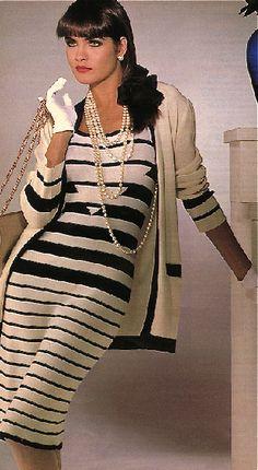 Chanel, 1986 la moda como la historia tiende a repetirse