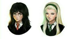 Harry Potter Genderbend!!!!