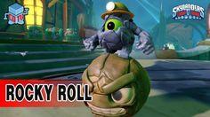 Skylanders 101 ROCKY ROLL