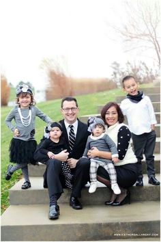 Ogle Family 2013 # black&white# love# Esther Gallarday Photography