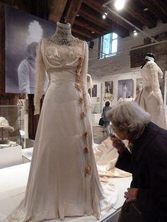 Latvia - Riga - Art Nouveau fashion exhibition - 08