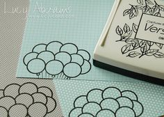Lesson 1 - Paper Piecing with Patterned Paper