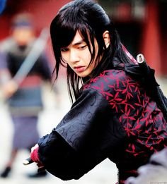 Yoo Seung Ho as Yeo Woon in Warrior Baek Dong Soo My favorite actor! Korean Star, Korean Men, Asian Actors, Korean Actors, Yoo Seung-ho, Kdrama, Ji Chan Wook, Yoo Ah In, Korean Hanbok