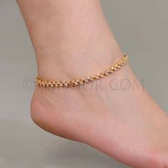 Indian Wedding Anklets Payal 6 payal designs 1 Jewelry Favs 4