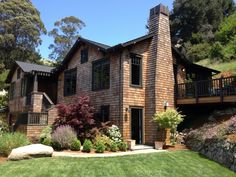 Beautiful shingled home in Mill Valley, CA