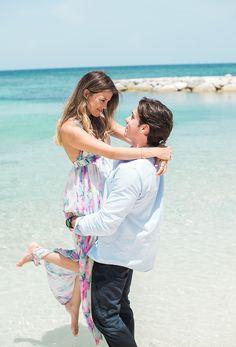 RaeTay Photography, beach engagement, beach photo shoot, beach couples shoot, beach engagements, Jamaica engagement shoot