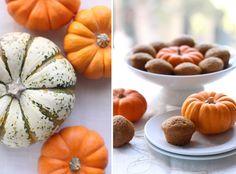 The Cilantropist: The Best Mini Pumpkin Muffins for Fall