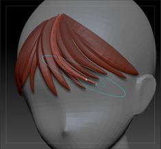 Insert Multi Mesh Repository --specifically the hair...and maybe the fruit :)