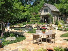paradis express: Ungashick garden