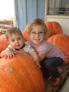 My little pumpkins.