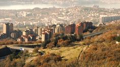Panorama di Trieste da Cattinara