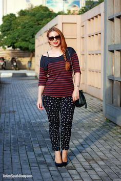Anchors aweigh - outfit - DoYouSpeakGossip.com