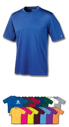 Champion Essential Double Dry Tee CW22-V, Royal « Impulse Clothes