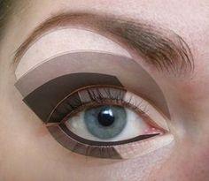 Макияж для серо-голубых глаз | Макияж серо-голубых глаз фото